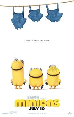 Click to View Extra Large Poster Image for Minions