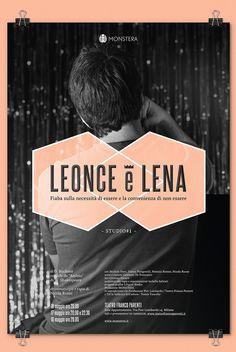LEONCE e LENA by LILIGUTT , via Behance