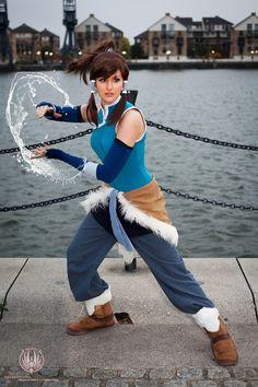 Korra, Avatar: The Legend of Korra.