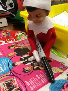 Seusstastic Classroom Inspirations: Elf on the Shelf, Gifts, & More!