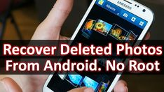 Undelete for Root Users v2 1 3 2 | Previews' | Recover