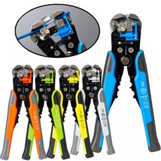 "Universe of goods - Buy Crimper Cable Cutter Automatic Wire Stripper Multifunctional Stripping Tools Crimping Pliers Terminal tool"" for only USD. Buy Tools, Step Drill, Soldering Iron, Crimping, Cable Wire, Schneider, Multifunctional, Flashlight, Massage"