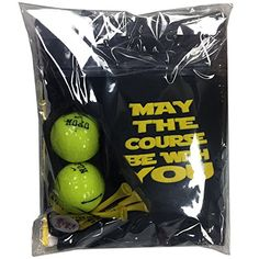d3a2a1d00a5b Amazon.com   Giggle Golf May The Course Be With You Golf Pack   Sports    Outdoors