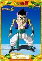 Dragon Ball Z - Skinny Gotenks by DBCProject