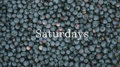 Our Kinfolk Saturdays film series is all about giving you lots of ideas for things to do on weekends, inspiring you to try new things and making the most of those… Berry Picking, Tummy Yummy, Artisan Food, Film Inspiration, Lucky Day, Lists To Make, Inspirational Videos, Things To Do, Cooking Recipes
