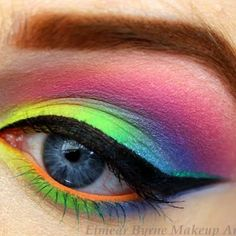 Nicely Neon by Eimear B | Preen.Me