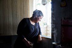 Carol Sachs:People - Germaine Walker