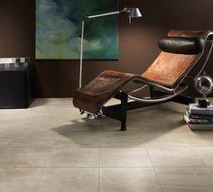 Discover the #Arte of #flooring & #design #contemporary living #space. #MidAmericaTile #tile @ragnousa