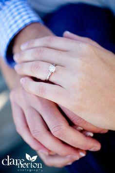 Angela & Rob: Maine Engagement Photos   Maine Weddings  Photo by @Clare Norton Photography