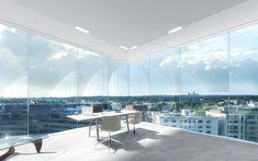 REX unveils 2050 M street office complex for washington DC
