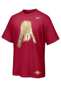 Oklahoma Sooners Nike T-Shirt - Crimson Red River Rivalry 2013 Short Sleeve Tee http://www.rallyhouse.com/shop/oklahoma-sooners-nike-12510101?utm_source=pinterest&utm_medium=social&utm_campaign=Pinterest-OUSooners $28.00
