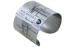 NYC Metro Cuff