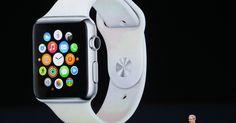Relógio inteligente Apple Watch será lançado em março, diz site Segundo 9to5Mac, Apple está finalizando trabalho no software do acessório. Apple Watch virá em três modelos e com seis opções de pulseiras.