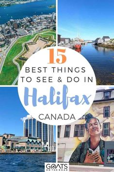 Looking for things to do in Halifax, Nova Scotia? Whether you like spending time by the waterfront, or eating delicious seafood at restaurants, or trying local craft beers, we've discovered the best activities for your vacation! Places To Travel, Travel Destinations, Places To Visit, Travel Tips, Travel Stuff, Travel Advice, Travel Guides, Alberta Canada, Halifax Canada