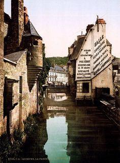 Во всей красе: первые цветные фотографии Франции http://ift.tt/2lNb1Wq