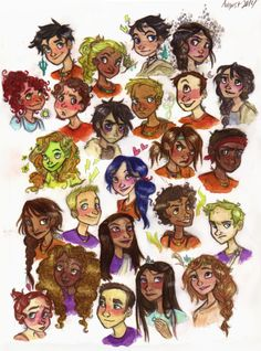 dellbelle39: Heroes of Olympus