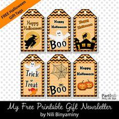 Free printable Halloween gift tags - my-free-printable-cards.com ...