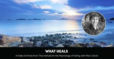 What truly heals us when it comes to both body and soul? In this mind-opening and heart-opening video, Marc David, founder of the Institute for the Psychology of Eating, explores the frontier of healing.