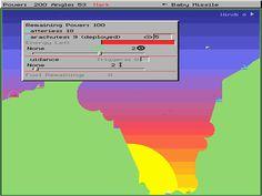 scorchedearth3.gif (640×480) Pixel Games, Desktop Screenshot, Map, Location Map, Maps