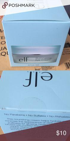 New In Sealed Box - e.l.f. Eye Cream New In Sealed Box - e.l.f. Eye Cream e.l.f. Makeup Eye Primer