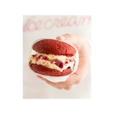 Sprinkles Sandwich ❤ liked on Polyvore featuring home, kitchen & dining, kitchen gadgets & tools, ice cream scoop, cupcake scoop and icecream scoop