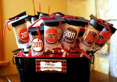 19 Cap-Tossing Graduation Party Ideas | How Does She