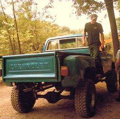 Country boy chevy trucks