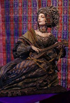 ~ Arabian Melody ~ by Alexandra (Sasha) Khudyakova