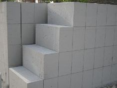 Aerated Autoclaved Concrete (AAC) Autoclaved Aerated Concrete, Concrete Light, Light Weight Blocks, Aac Blocks, Insulated Panels, Eco Friendly House, Making Machine, Building Materials, Brick