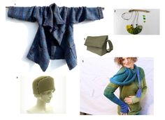 Suggested Styling - Etsy finds : I decided to continue my series with the new season ! Hand Weaving, Shops, Ruffle Blouse, How To Get, Favorite Recipes, Link, Etsy, Shopping, Women
