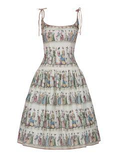 Packshots Spring Summer 2014   Lena Hoschek Presseserver. I'd probs never wear this, but I can dream of being ladylike!