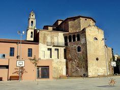 Vista posterior de l'església parroquial de la Mare de Déu del Carme. http://sjoan.valls.arquebisbattarragona.cat/cat/esglesies/elcarme.htm