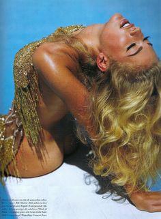 Elaine Irwin, Vogue France June 1990