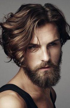 Men's Long Hairstyles Gallery..