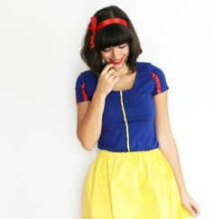 Snow White Costume - Fun Family Crafts