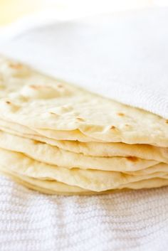 DIY: soft flour tortillas - one batch and youre spoiled for life.  Follow the directions/measurements exactly, and youll never eat store bought tortillas again.