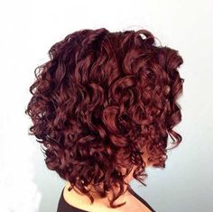 Wanna see the latest short hair trends for curly hair? Here in this post we have collected 25 Gorgeous Short Curly Hairstyles that you will adore! Short Curly Bob Haircut, Haircuts For Curly Hair, Curly Hair Cuts, Hairstyles Haircuts, Curly Hair Styles, Natural Hair Styles, Bob Haircuts, Hair Images, Hair Pictures