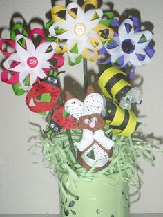 "Easter ""Bow""quet"