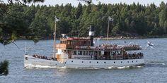 m/s J.L. Runeberg - cruises from Helsinki to Porvoo and Loviisa