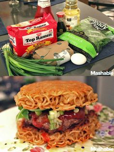 How to Cook a Ramen Burger. Looks like I have my weekend project all planned.