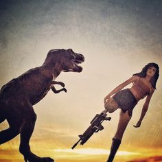 Let T-Rex entertain you on Planet T-Terror!!! Rwaaaaaarrrrrrrrrr!!!! T-⚠️✌️