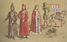 Faction - Kingdom of Hungary - Page 2 Medieval Clothing, 15th Century, Fashion History, Ancient History, Hungary, Croatia, Painting, Poland, Future