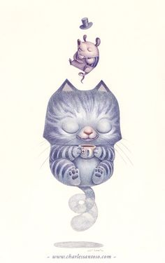 By Charles Santoso.  A wonderful present by a friend for my birthday ! A real lovely friend <3