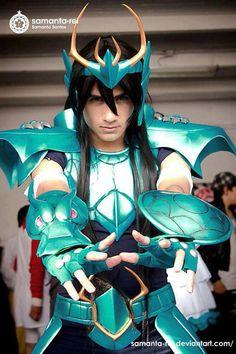 Dragon Shiryu cosplay by princesayuuki on DeviantArt