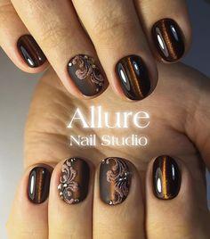 2,000 отметок «Нравится», 26 комментариев — On the nails with love (@allure_nail_studio) в Instagram
