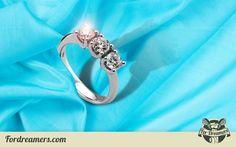 """Non è amore se non brilla!"""" #ForDreamers #luxury #trilogy #diamonds #jewels"""