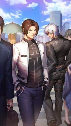 Snk Games, Comic Games, K Dash, Snk King Of Fighters, Fighting Games, Mobile Legends, Anime Comics, Game Character, Final Fantasy
