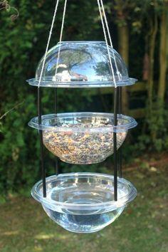 vogelfutterhaus selber bauenlandeplatz ueberdacht