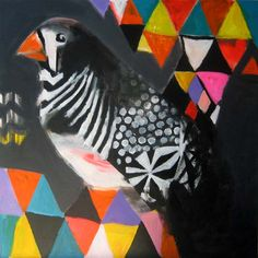 Birds - Artwork By Emma Gale