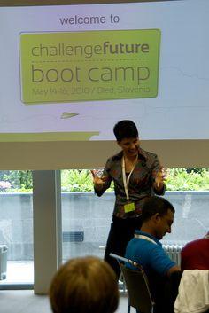 Bootcamp;-)